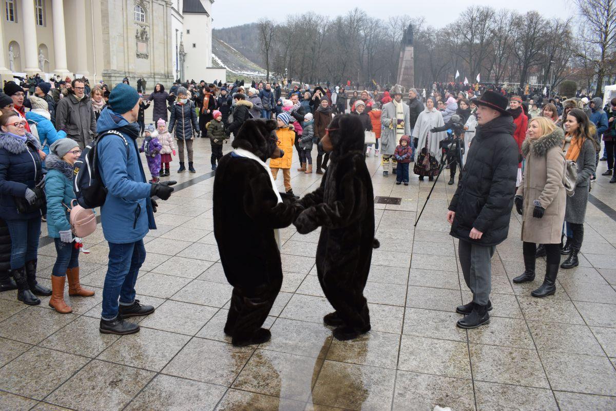 Kalėdų senelis mums ir mūsų   Vilniaus savivaldybės nuotr.