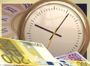Laikas pinigai | zum.lt nuotr.