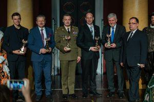 Apdovanojimų laureatai | Plungės kultūros centro nuotr.