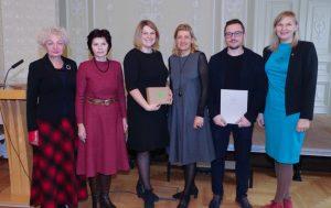 Mažųjų kultūros sostinių rinkimai   D. Labučio, (ELTA) nuotr.