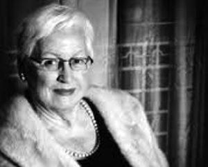 Rita Reda Dagienė (1936-05-16 – 2018-12-25) | LEU alumi nuotr.