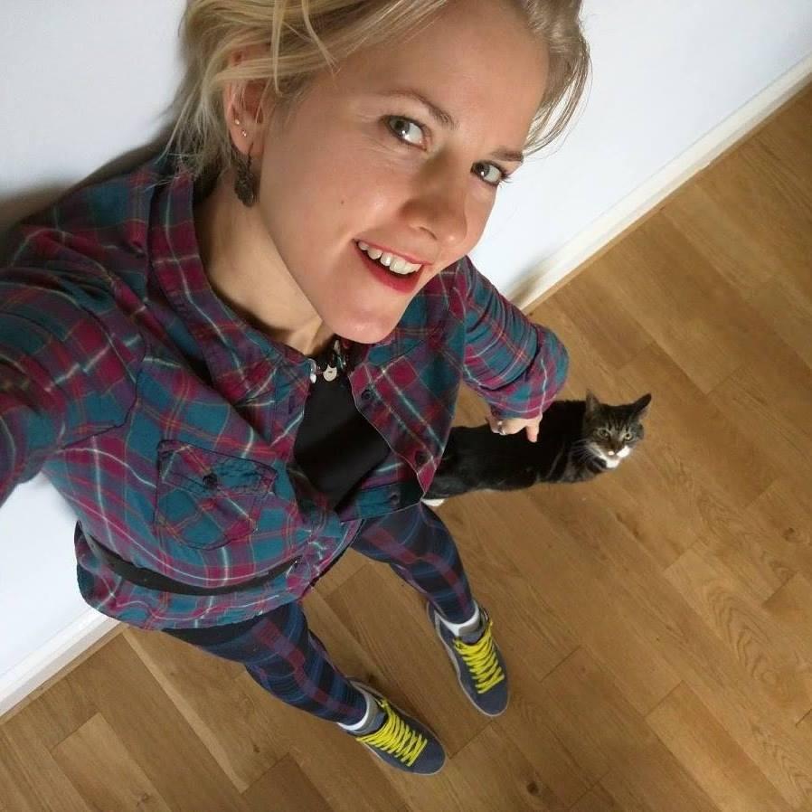 Tatjana Voitechovič (32 m.)   Asmeninio albumo nuotr.