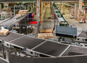 Technologija Norfos sandelyje | avenire.lt nuotr.
