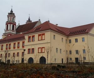 Vilniaus Šv. apaštalų Pilypo ir Jokūbo bažnyčia   LNM nuotr.