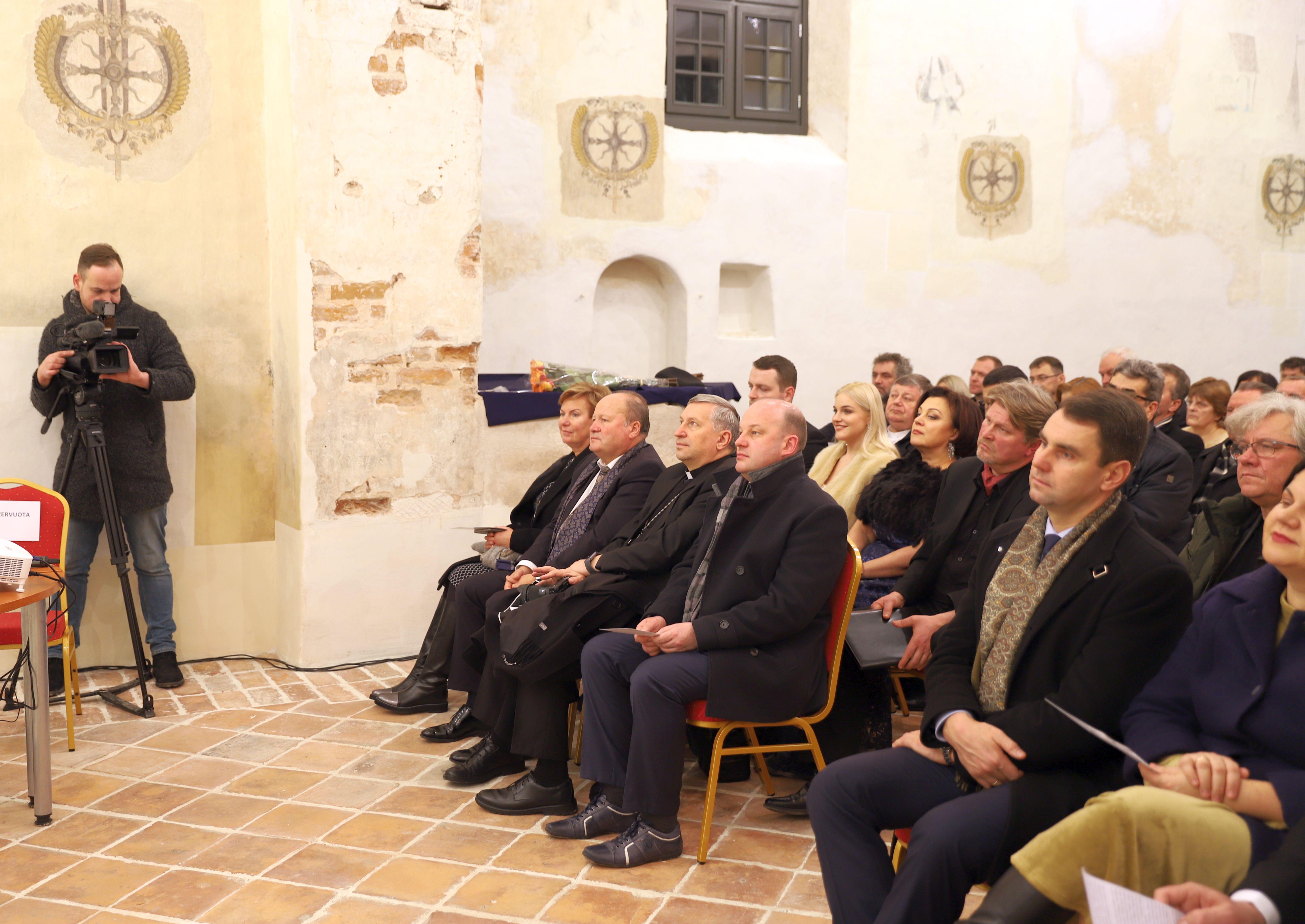 Zapyškio bažnyčia restauravimo pirmas etapas koncertas | Rengėjų nuotr.