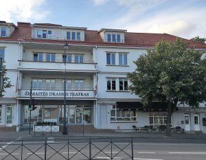 Žemaitės dramos teatras | Wikipedia.org nuotr.