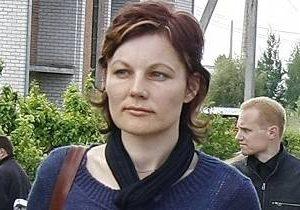 Valdininkė Andželika Vežbavičiūtė sprendimo dėl mergaitės atidavimo užsieniečiams nekomentavo   Respublika.lt nuotr.