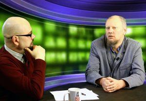 Vitalijus Balkus ir Marius Kundrotas | youtube.com nuotr.