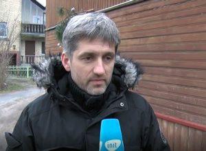 Gintaras Kručinskas | INIT TV stop kadras