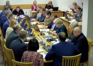 Seimo Teisės ir teisėtvarkos komitetas | lrs.lt stop kadras