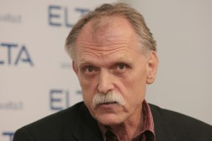 Vytautas Rubavičius | ELTA, V. Kopūsto nuotr.