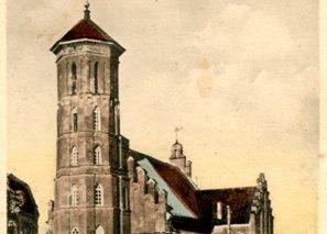 Vytauto Didžiojo bažnyčia, 1930 m. | mab.lt nuotr.