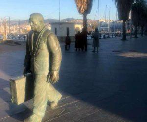 Paminklas Galicijos emigrantams | J. Lago nuotr.