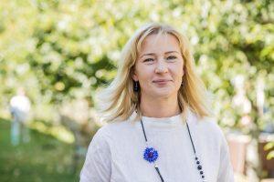 Medicinos mokslų daktarė, gydytoja dietologė Edita Gavelienė | Asmeninio albumo nuotr.