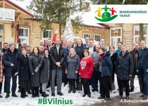 Bendruomeniškas Vilnius | A. Bakučio nuotr.