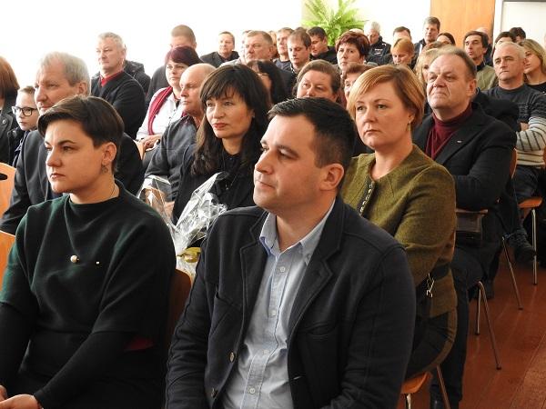 Rajono ūkininkai smagiai atsisveikino su praėjusius metais | Ignalinos rajono savivaldybės nuotr.