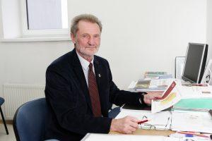 Doc. Dr. Juozas Pabrėža | Lietuvos mokslų akademijos nuotr.
