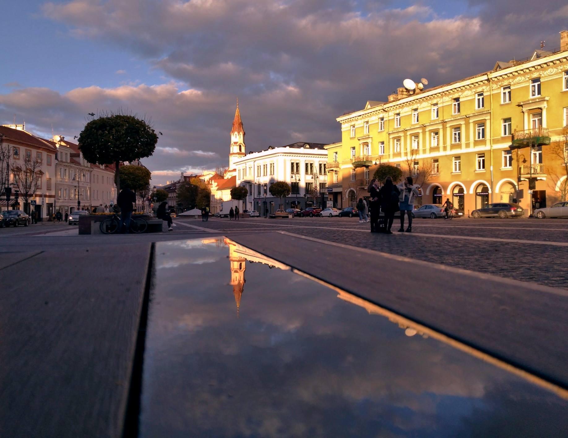 Vilniui minint 25 metus UNESCO – kūrybiniai konkursai mokiniams | G. Oržikausko nuotr.