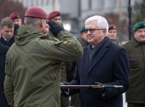 Krašto apsaugos viceministras Vytautas Umbrasas | kam.lt nuotr.