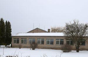 Rokų gerovės centras įsikurs atnaujinus senąjį Girininkų mokyklos pastatą | Rengėjų nuotr.