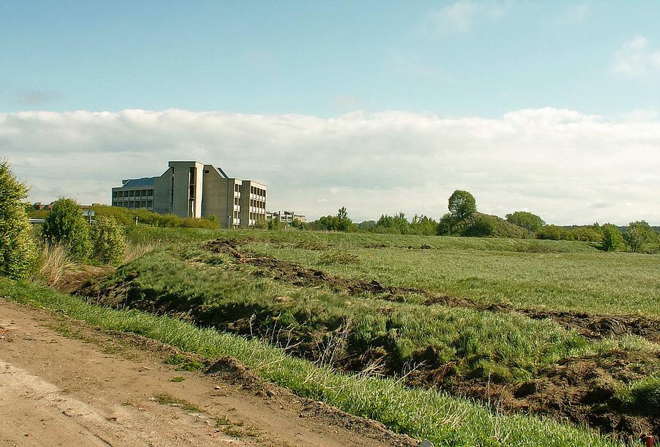 Stabo radimvietė Šventosios kraštovaizdyje | V. Vaitkevičiaus nuotr.