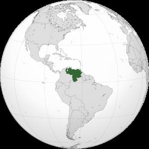 Venesuela žemėlapyje | wikipedija.org nuotr.