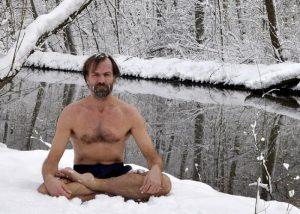 Vimas Hofas (Wim Hof)   sveikuoliai.lt nuotr.