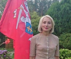 Angelė Jakavonytė   Asmeninė nuotr.