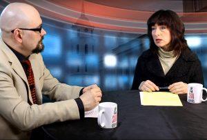 Vitalijus Balkus ir Eglė Mirončikienė | youtube.com nuotr.Vitalijus Balkus ir Eglė Mirončikienė | youtube.com nuotr.