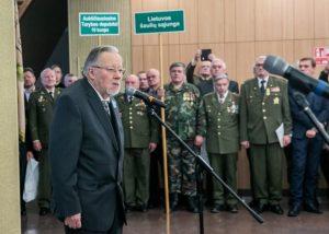 Laisvės gynėjų rikiuotė | lrs.lt, Dž. G. Barysaitės nuotr.