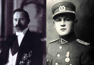 Vilniuje bus paminėtas Prezidentų Antano Smetonos ir Jono Žemaičio-Vytauto atminimas | Alkas.lt koliažas