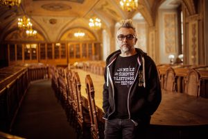 Andrius Mamontovas | Asmeninio albumo nuotr.
