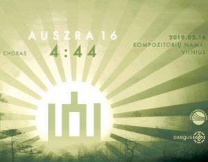 """""""Auszra 16"""" 2019   rengėjų nuotr."""