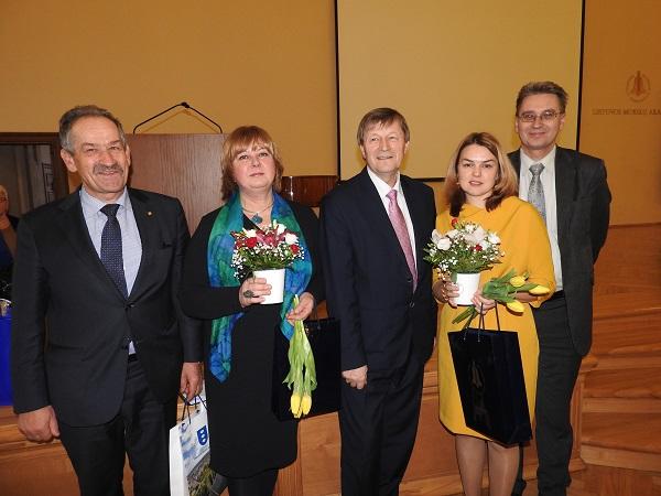 Ignalinos kraštas pristatytas Lietuvos mokslų akademijoje | Ignalinos rajono savivaldybės nuotr.