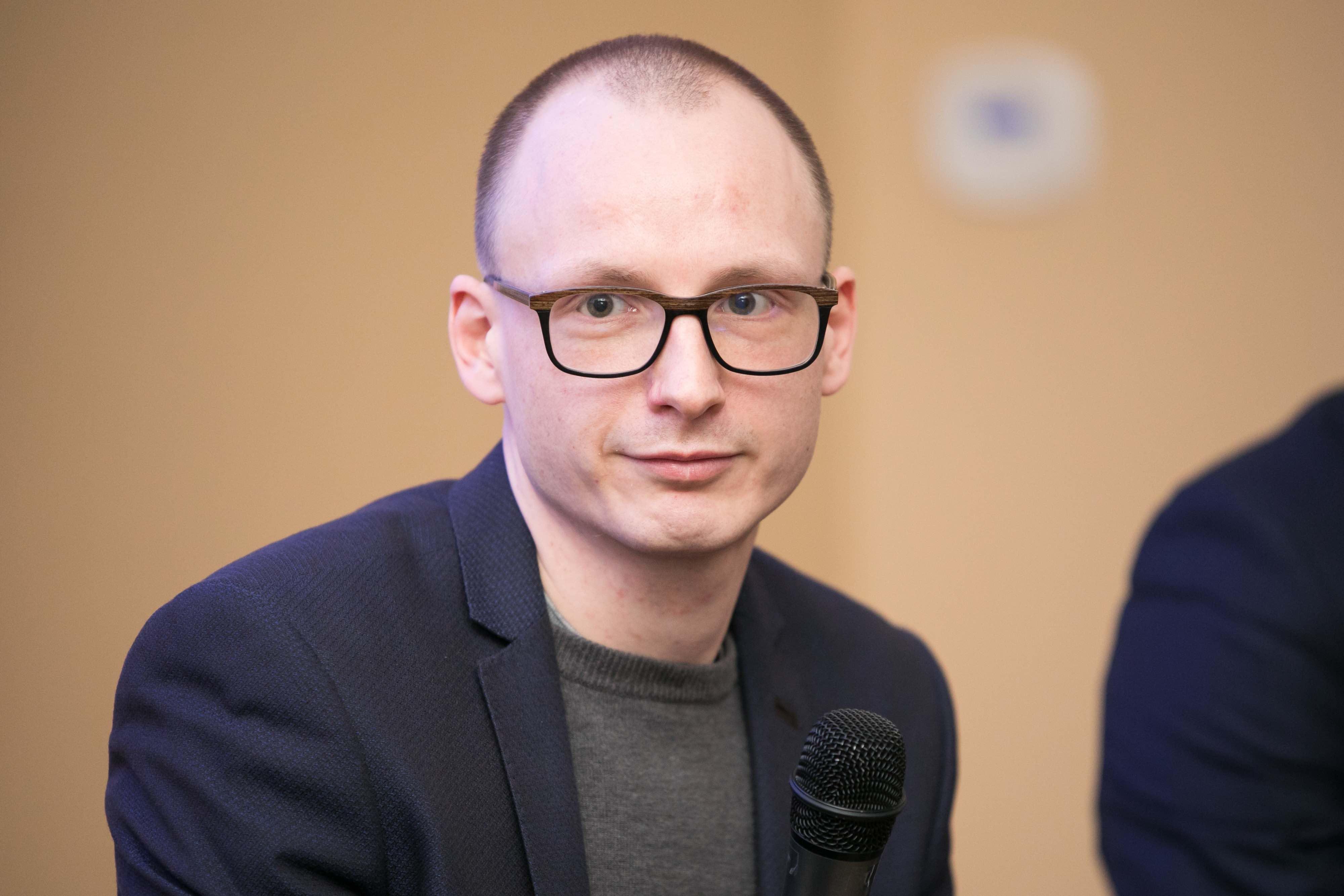 Eivanas Maksvytis | MJJ fondo nuotr.