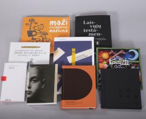 Gražiausios 2018 m. knygos | S. Paukščio nuotr.