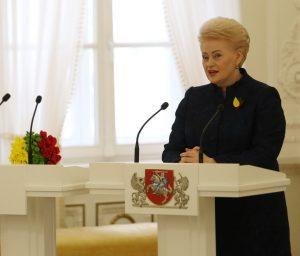 Dalia Grybauskaitė | Alkas.lt, A. Sartanavičiaus nuotr.