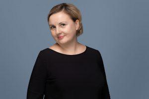 Odeta Merfeldaitė | Asmeninio albumo nuotr.