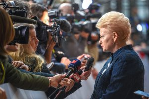 Prezidentė Dalia Grybauskaitė | asmeninė nuotr.