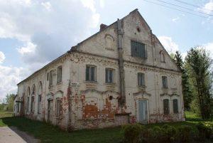 Pušaloto sinagoga | Kultūros paveldo departamento nuotr.