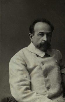 Tadas Daugirdas. 1906 metai   Lietuvos nacionalinio muziejaus nuotr.