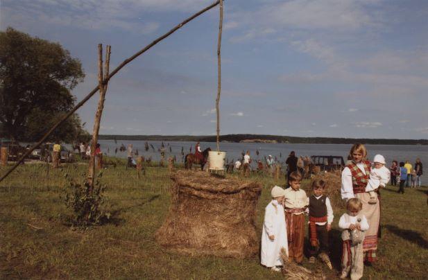 Užlietų Kauno rajono kaimų dainavimas | Nematerialaus kultūros paveldo vertybių sąvado nuotr.