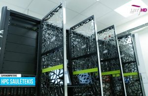 "Superkompiuteris ""HPC Saulėtekis"" | LRT nuotr."