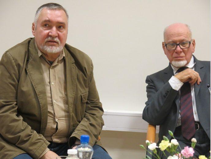 Algis Kalėda ir Tadeušas Buinickis   zw.lt, A. Radčenkos nuotr.