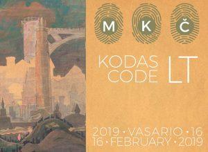 "Vasario16-osios renginys ""MKČ kodas LT"" | rengėjų nuotr."