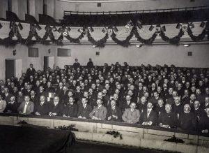 Vilniaus konferencijos dalyviai 1917 m. rugsėjo 18-22 d.d.   Parodos rengėjų nuotr.