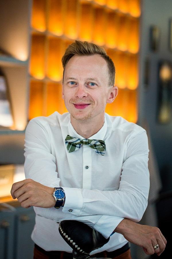 Psichologas Paulius Rakštikas | Asmeninio albumo nuotr.