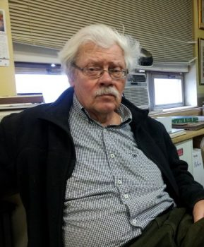 Augustinas Idzelis 2012-11-05, Čikaga | V. Valiušaičio nuotr.
