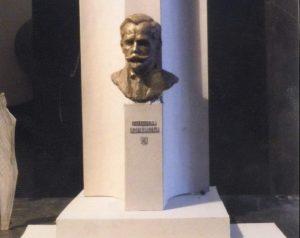 Skulptoriaus A. Žukausko sukurtas paminklo projektas Prezidentui A. Smetonai | aidas.us nuotr.jpg
