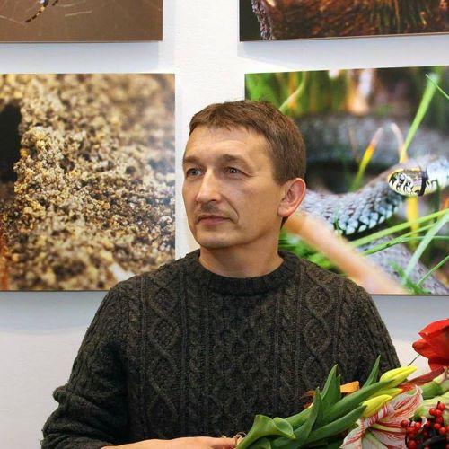 Bronislovas Ambrozas miškininkas, fotografas | asmeninė nuotr.